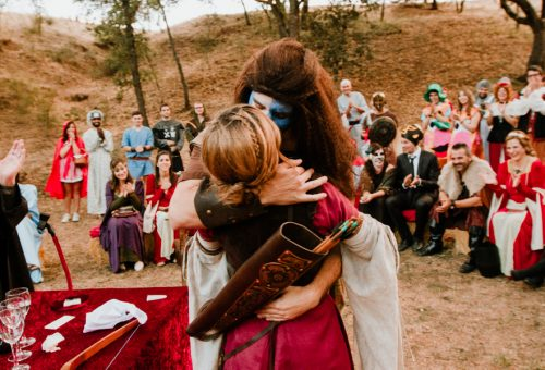 Boda Medieval en Finca el Albero con Javier y Aurora
