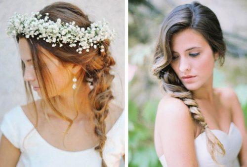 Videos de peinados de novias con trenzas