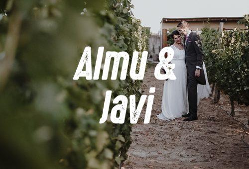 Boda en Finca los Olivos con Almu y Javi