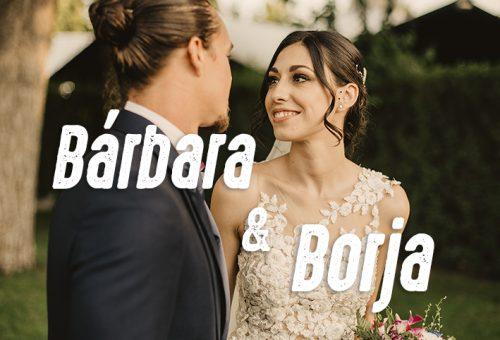 Boda en Finca Solimpar con Borja y Bárbara