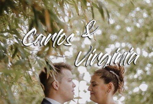 Boda en Finca las Lagunas de las Madres con Carlos y Virginia