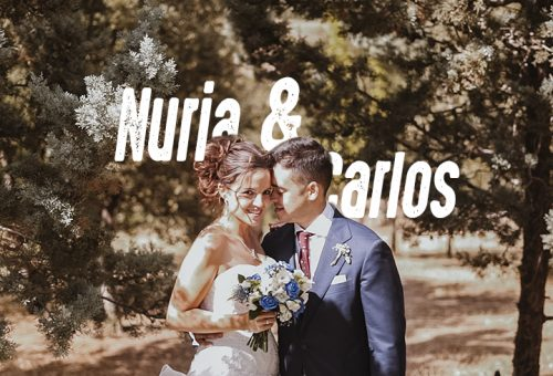 Boda en Finca Peñarrubia con Nuria y Carlos