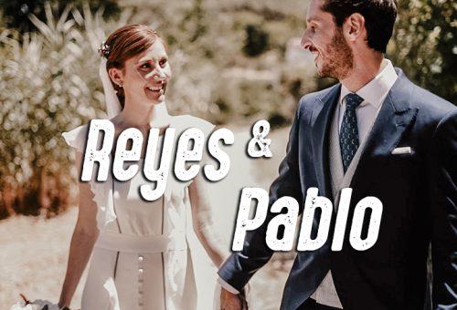 Boda en Majadahonda con Reyes y Pablo