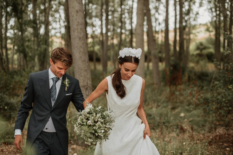 boda en dehesa valbueno